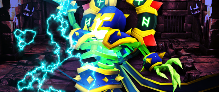 Weekly Glimpse #2: Electro Wraith