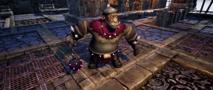 Weekly Glimpse #12: Peaceful Brute